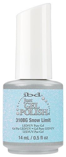 IBD Gel Polish Snow Limit 14mL / 0.5 fl oz #65143