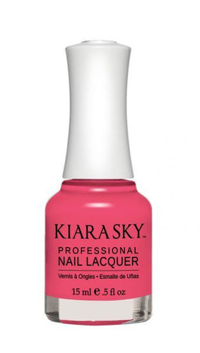 Kiara Sky Lacquer -N446 DON'T PINK ABOUT IT