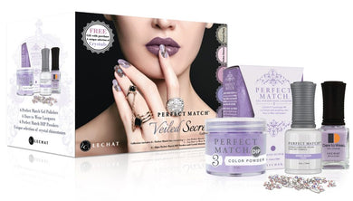 Perfect match Veiled Secrets Collection Set