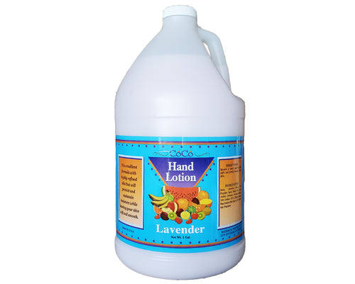 Coco Lotion Lavender Case 4 Gallon