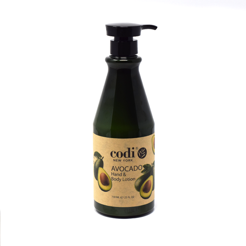 Codi Lotion Hand & Body Avocado 750 ml / 25 oz