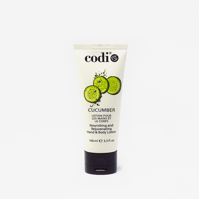 Codi Lotion Hand & Body Cucumber 100 ml / 3.3 oz-Beauty Zone Nail Supply