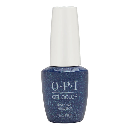 OPI Gelcolor NESSIE PLAYS HIDE & SEA-K #GC U19