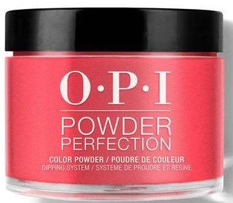 OPI Dip Powder Perfection #DPC13 Coca-Cola Red 1.5 OZ-Beauty Zone Nail Supply