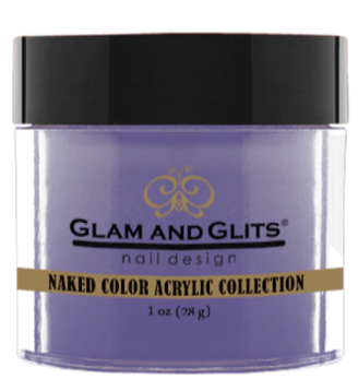 Glam & Glits Naked Color Acrylic Powder (Cream) 1 oz On Your Mark - NCAC419-Beauty Zone Nail Supply