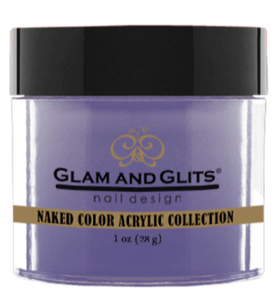 Glam & Glits Naked Color Acrylic Powder (Cream) 1 oz Wine Me Up - NCAC419
