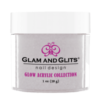 Glam & Glits Glow Acrylic (Shimmer) 1 oz Smoke and Mirrors- GL2034