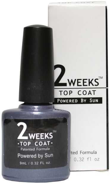 2 WEEKS TOP COAT 0.32 OZ #9382 - BeautyzoneSupply