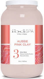 Ibd Spa Mask – Aussie Pink Clay Detox Gallon