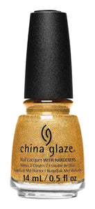 China Glaze GOLD MINE YOUR BUSINESS 0.5 oz 84711