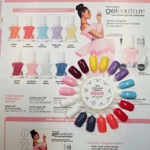 Essie Gel Couture Avant- garment 690 0.46 oz