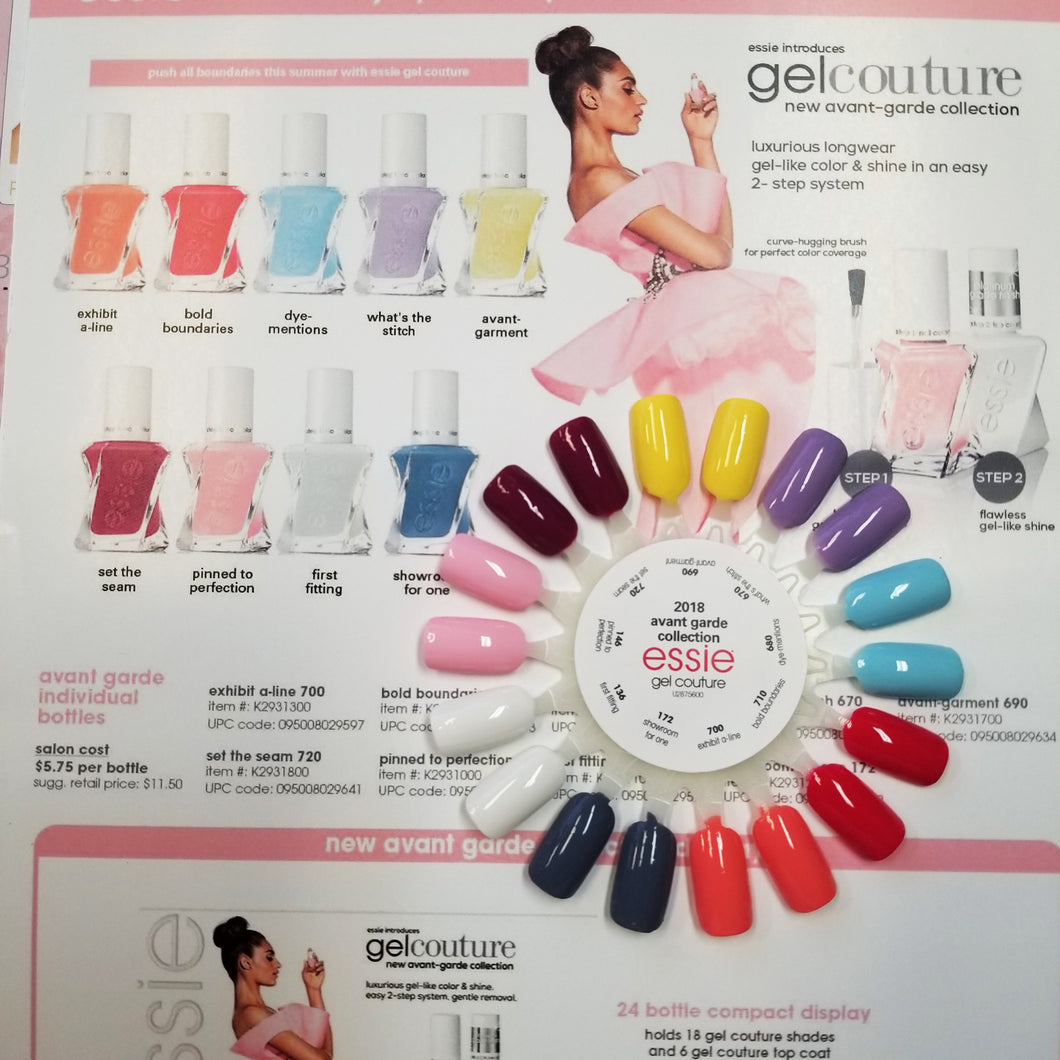 Essie Gel Couture Dye-mentions 680 0.46 oz
