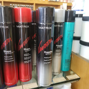 MATRIX VAVOOM FREEZING SPRAY 11.3 OZ #03347