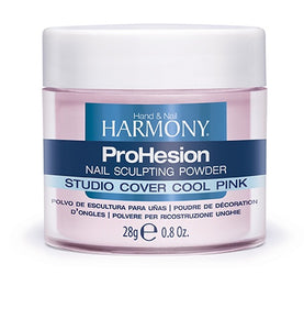 Harmony ProHesion Nail Powder Studio Cover Cool Pink