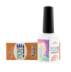 Nurevolution Tiedye Gel #07 Sex on the Beach 15ml