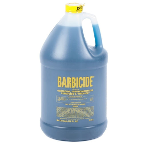 Barbicide Disinfect salon tools Gallon-Beauty Zone Nail Supply