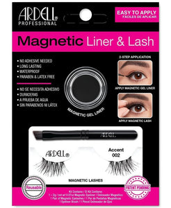 ARDELL Magnetic Liner & Lash - Accent 002-Beauty Zone Nail Supply