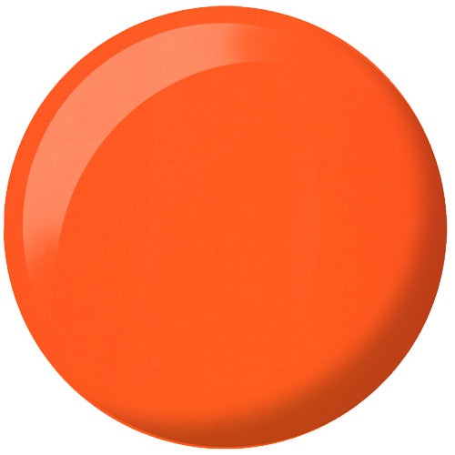 DND Duo Gel & Lacquer Orange Sherbet #713