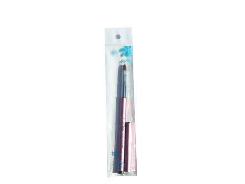 Petal gel brush pink diamond w/cap size 8