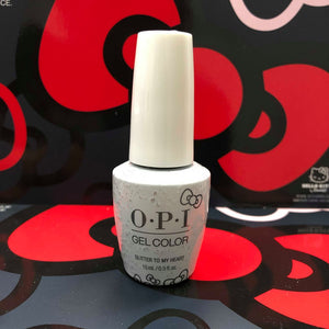 OPI Gelcolor - Glitter to My Heart HPL01