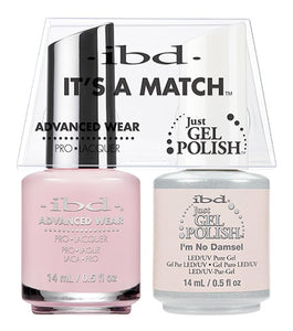 ibd Advanced Wear Color Duo I'm No Damsel 1 PK