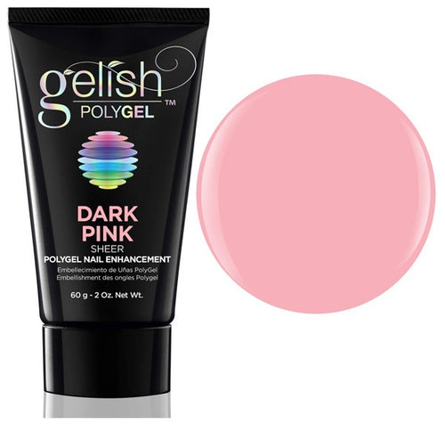 Gelish Polygel Dark Pink 2 OZ #1712004-Beauty Zone Nail Supply
