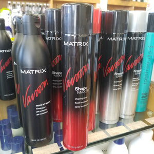 MATRIX VAVOOM SHAPEMAKER HAIRSPRAY 11 OZ #08790