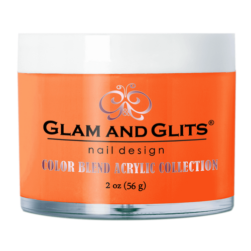 Glam & Glits Acrylic Powder Color Blend (Cream) 2 oz Falling For You - BL3083-Beauty Zone Nail Supply