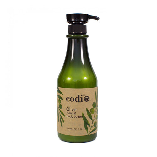 Codi Lotion Hand & Body Olive 750 ml / 25 oz