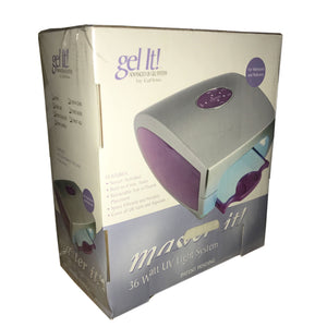GEL IT- UV LIGHT 36W #GEL IT- UV LIGHT 36W