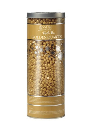 Satin Smooth Pebble Wax Golden 23 oz 650 g-Beauty Zone Nail Supply