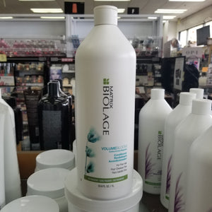 MATRIX BIOLAGE VOLUMEBLOOM CONDITIONER 33.8 OZ #23123 - BeautyzoneNailSupply