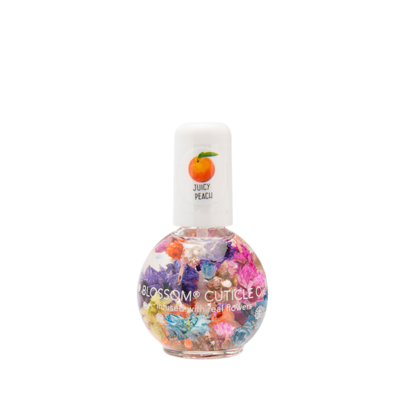 Blossom Fruit Scented Cuticle Oil Peach 0.42oz #BLCOF2