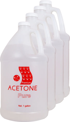 Pure Acetone nail remover 1 Gallon-Beauty Zone Nail Supply