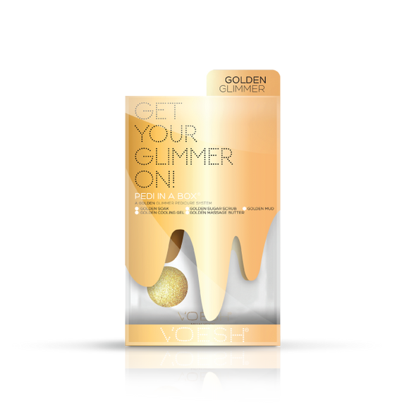 Voesh Gold Glimmer 5 Step Case 50 pack