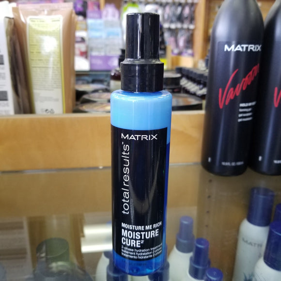 MATRIX TOTAL RESULTS MOISTURE CURE 2 PHASE TREATMENT 5.1 OZ #02880