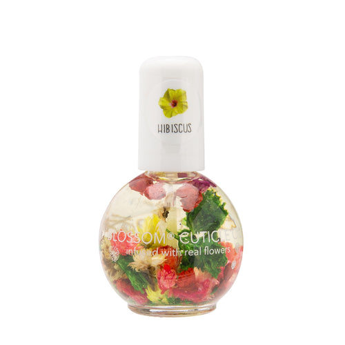 Blossom Fruit Scented Cuticle Oil Hibiscus 0.42oz #BLCOF5-Beauty Zone Nail Supply