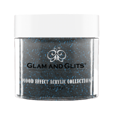 Glam & Glits Mood Acrylic Powder (Glitter) 1 oz  Wickedly Enchanting - ME1022
