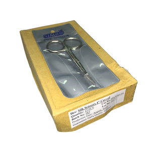 Silk Scissor 4 Curved #5967
