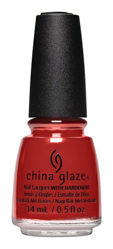 China Glaze CAMPFIRED UP! 0.5 oz 84718