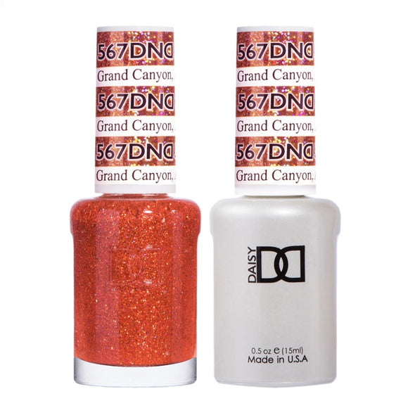 DND Duo Gel & Lacquer Grand Canyon #567