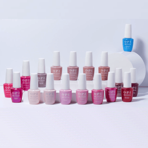 OPI GEL COLOR Make it Iconic kit gc233