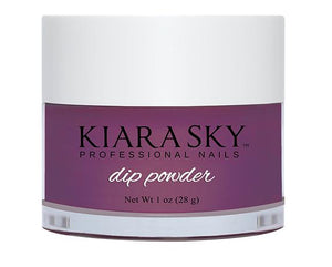 Kiara Sky DIP POWDER -D445 GRAPE YOUR ATTENTION