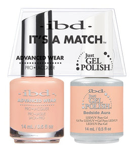 ibd Advanced Wear Color Duo Bedside Aura 1 PK-Beauty Zone Nail Supply