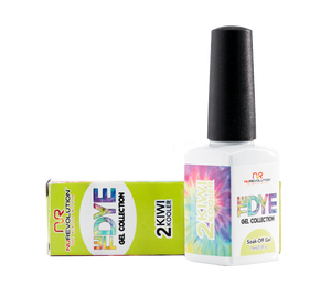 Nurevolution Tiedye Gel #02 Kiwi Kooler 15ml
