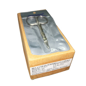 Scissor Cuticle 3.5 Cur 4345-P #5959