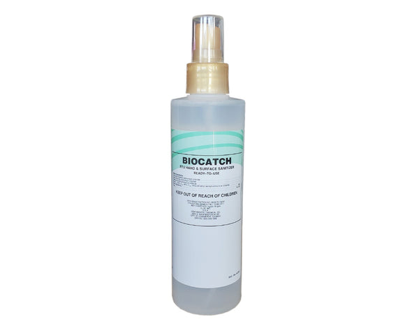 Biocatch RTU Hand Or Surface Sanitizer Spray Mist 8 oz