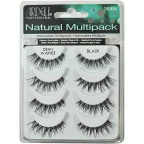 Ardell 4 Pack Demi Wispies 61494-Beauty Zone Nail Supply