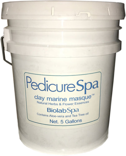 SPA MASQUE GREEN MINT PAIL #2853-Beauty Zone Nail Supply