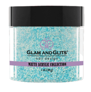Glam & Glits Matte Acrylic Powder 1 oz Tropical Delight-MAT621